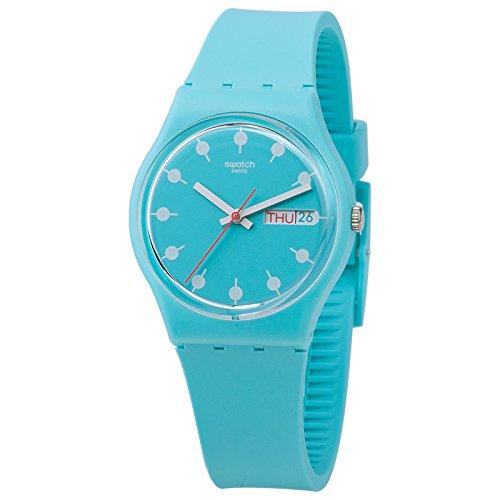 見本メンズVenice Beach gl700ブルーラバースイスクォーツファッション腕時計