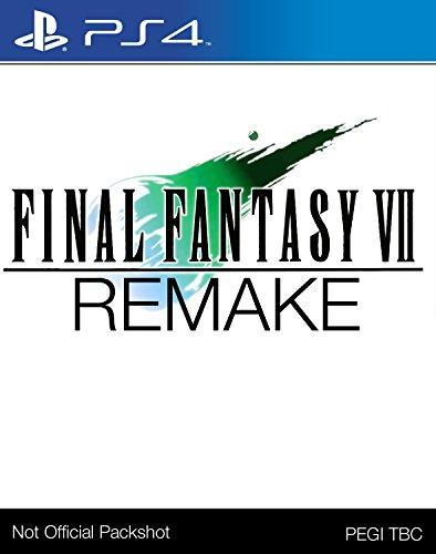 Final Fantasy VII Remake PS4 - Imported