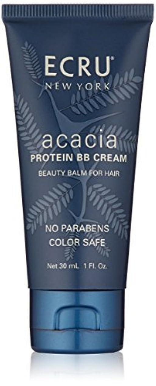 可愛いカウントアップ食べるEcru New York Acacia Protein BB Cream 1 oz. [並行輸入品]