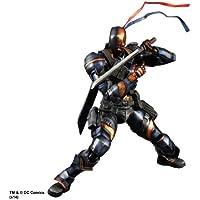 BATMAN:ARKHAM ORIGINS PLAY ARTS改 デスストローク(PVC塗装済みアクションフィギュア)