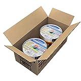 Verbatim バーベイタム 1回録画用 DVD-R CPRM 120分 100枚(50Px2) ホワイトプリンタブル 片面1層 1-16倍速 VHR12JP50V4X2