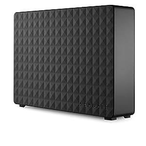 Seagate 3年保証 4TB 外付 HDD 4K 8K TV テレビ録画 PC PS4 対応 静音 ハードディスク 3.5インチ USB3.0 シーゲイト Expansion 正規代理店品