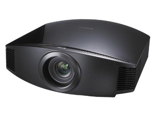 ソニー 3D対応家庭用ビデオプロジェクター VPL-VW90ES