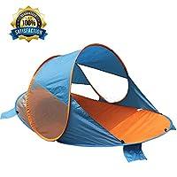 キャンプテントバックパッキングテント防水防風軽量ポータブルク