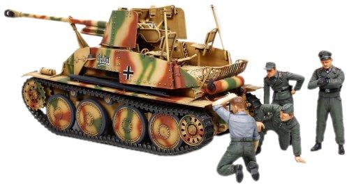 1/35 ドイツ対戦車自走砲マーダーIII(Pak36) 野戦整備セット