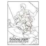 Fate/stay night [Unlimited Blade Works] 原画集[後半] #06~12