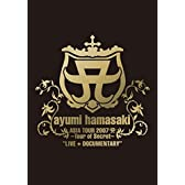 ayumi hamasaki ASIA TOUR 2007 ~Tour of Secret~LIVE+DOCUMENTARY [DVD]