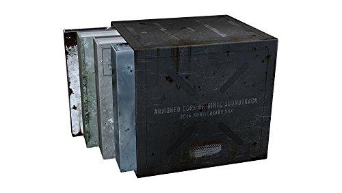 ARMORED CORE ORIGINAL SOUNDTRACK 20th ANNIVERSARY BOX