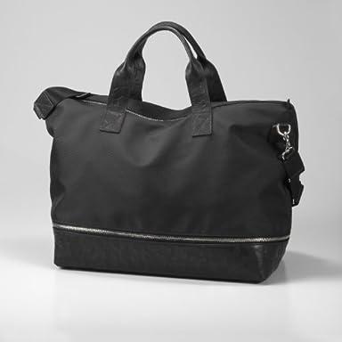Expandable Tote Bag: Black