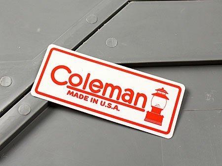 ステッカー コールマン Coleman ランタン_SC-MS...