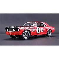 Shelby Trans Amマスタング1968デイトナクラスの24時間Champion in 1 : 18スケールby Greenlight