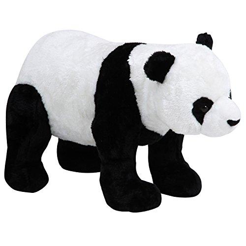 不二貿易 座れるパンダのぬいぐるみ(耐荷重80kg) パンダ B3851-39 82479
