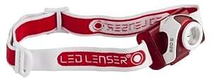 LED LENSER(レッドレンザー) SEO 5 【明るさ180ルーメン/実用点灯7時間】 レッド OPT-6106B