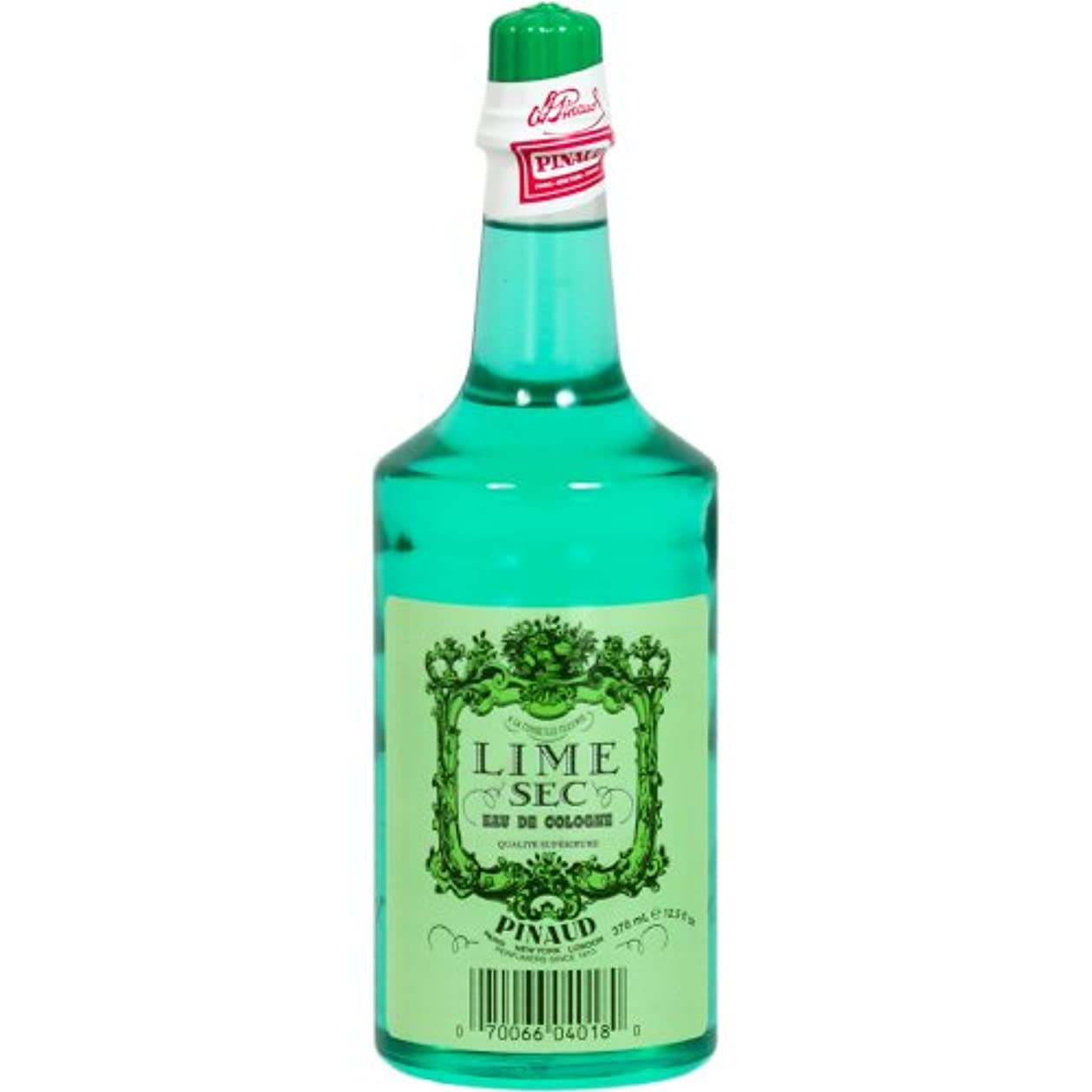 セイはさておき任命ねばねばCLUBMAN Lime Sec Eau de Cologne, 12.5 oz (並行輸入品)