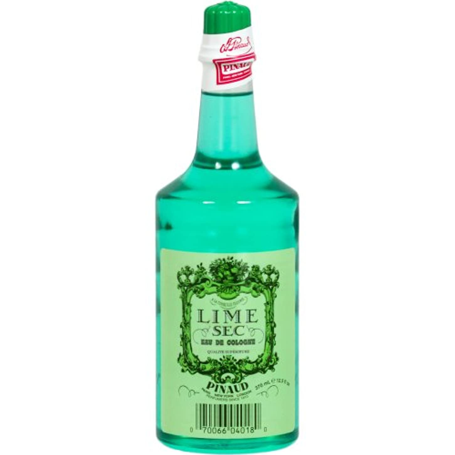 寝室を掃除する権限長椅子CLUBMAN Lime Sec Eau de Cologne, 12.5 oz (並行輸入品)