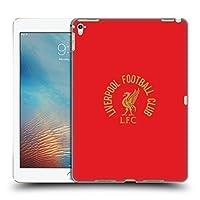 オフィシャル Liverpool Football Club ゴールドLFC on レッド Liver Bird iPad Pro 9.7 (2016) 専用ハードバックケース
