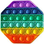 BEAUTY PLAYER Push Pop Fidget Toy, Squeeze Toy, Push Pop, Bubble Sensation, Decompression Goods, Stress Relief
