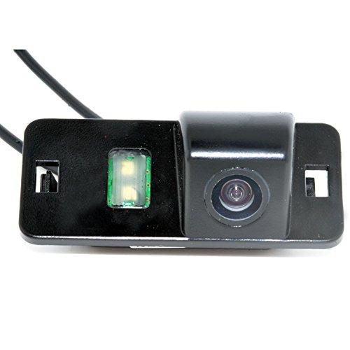 Auto Wayfeng WF? ナイトビジョンカラーカーリアビューBMW用カメラのバックアップ1/3/5/6シリーズX6 X5 E39 E46 E90 E91 E92 E60 E60 E61 E70 E71 (for BMW 1/3/5/6 Series X6 X5 E39 E46 E90 E91 E92 E60 E61 E70 E71)