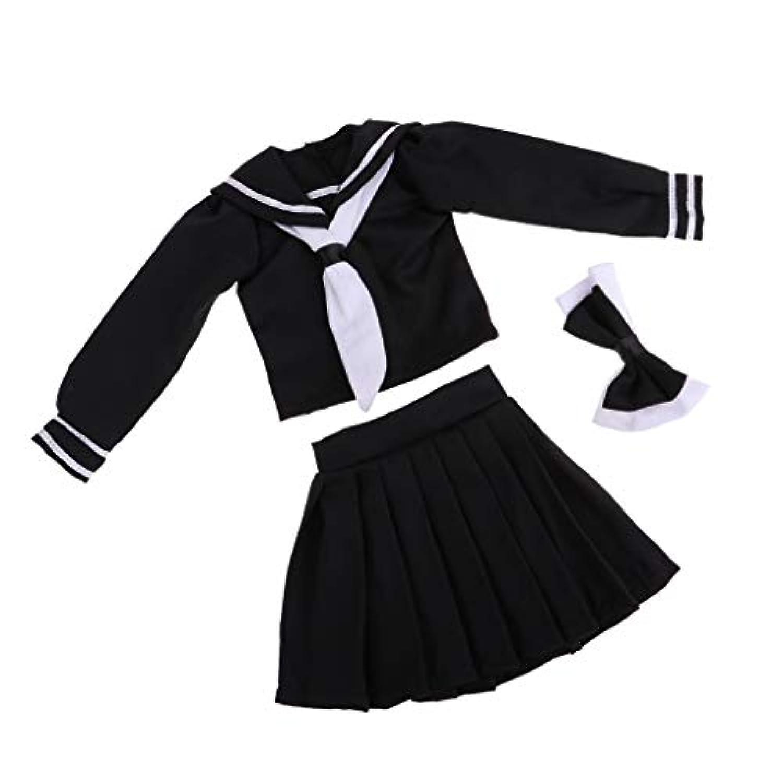 B Baosity 人形服 かわいい 学校制服 1/3 Bjdスケール 女の子人形用