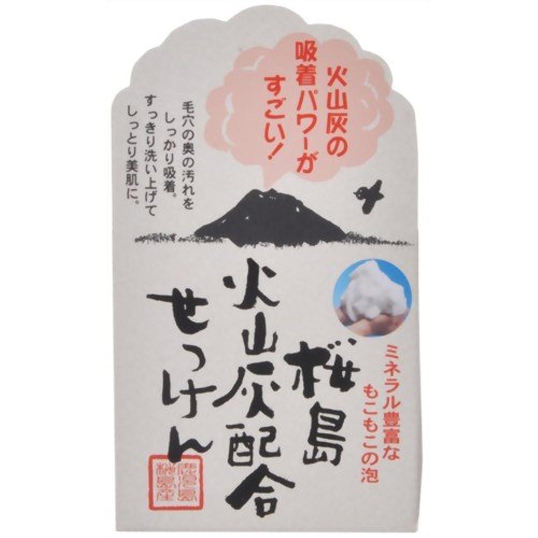 松の木ファーザーファージュ恵みユゼ 火山灰せっけん 90G