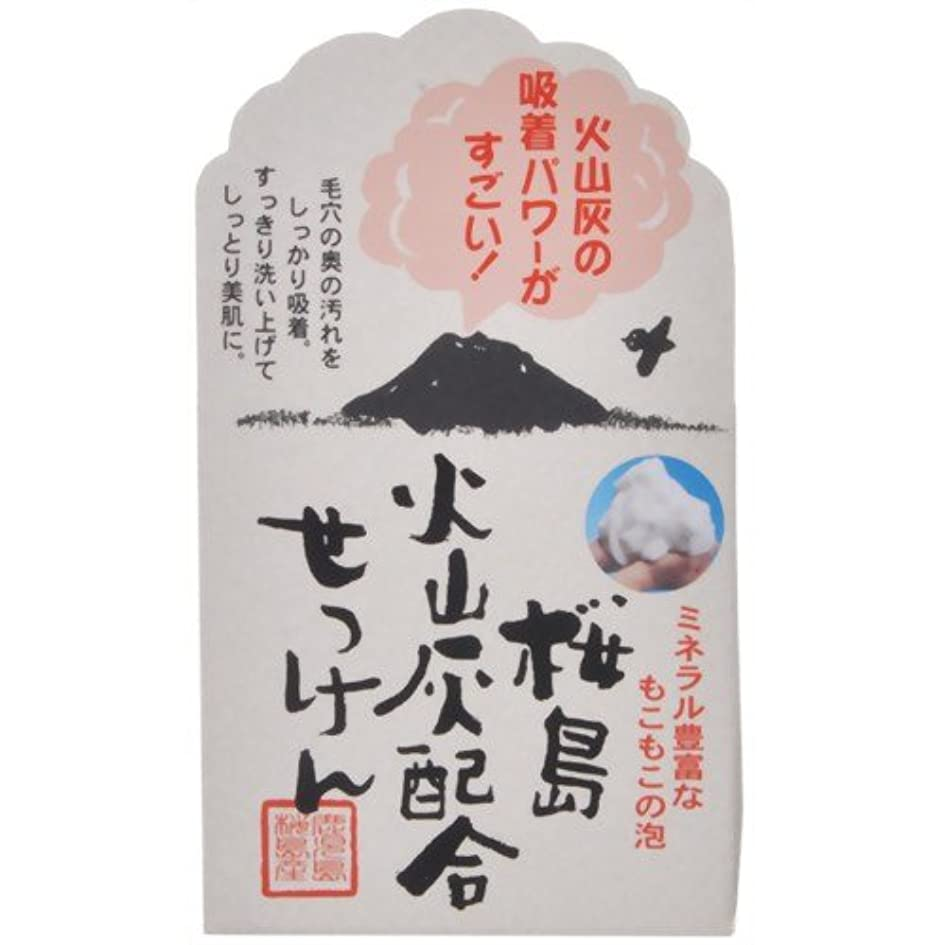 肉フェンス卒業記念アルバムユゼ 火山灰せっけん 90G