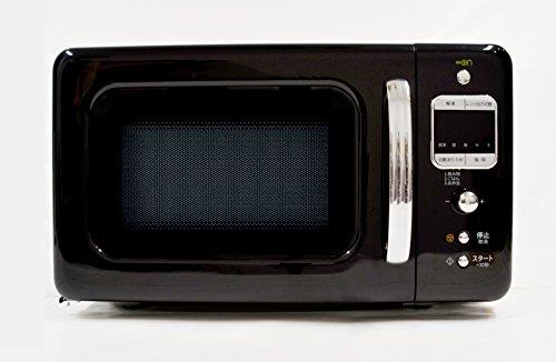DAEWOO(大宇・ダイウ) 単機能電子レンジ DM-E25AB ブラック [18L] [50Hz東日本地区用]