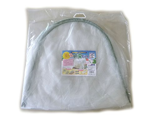 シンセイ シンセイ かんたん防虫ネット TZFC-85-72-300 1セット(2個:1個×2)