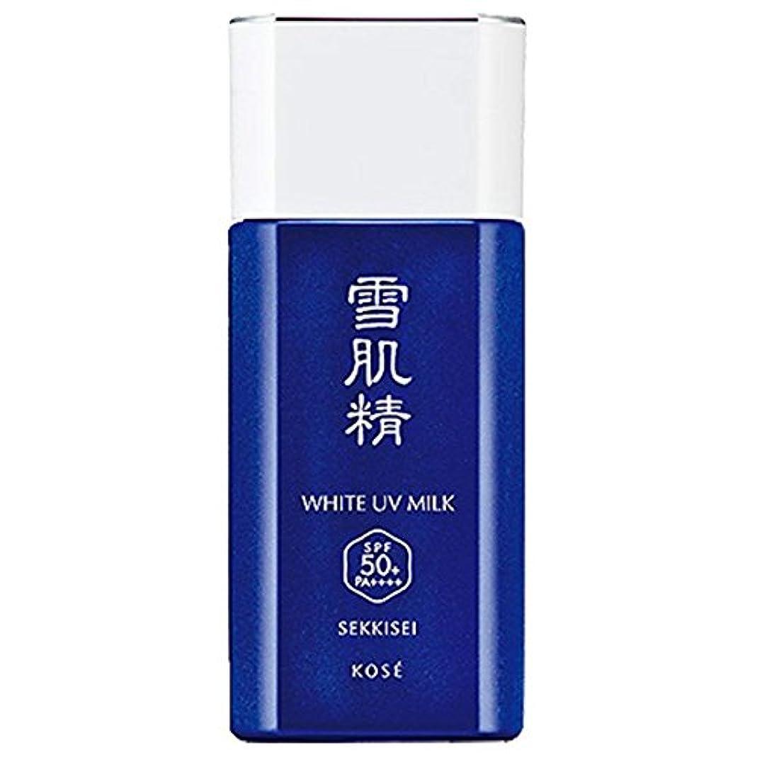 雨の男率直なコーセー 雪肌精 ホワイト UV ミルク SPF50+/PA++++ 60g