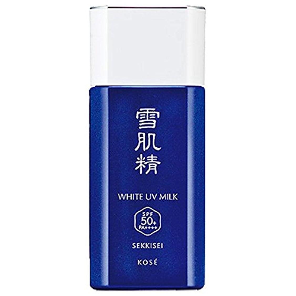 コーセー 雪肌精 ホワイト UV ミルク SPF50+/PA++++ 60g