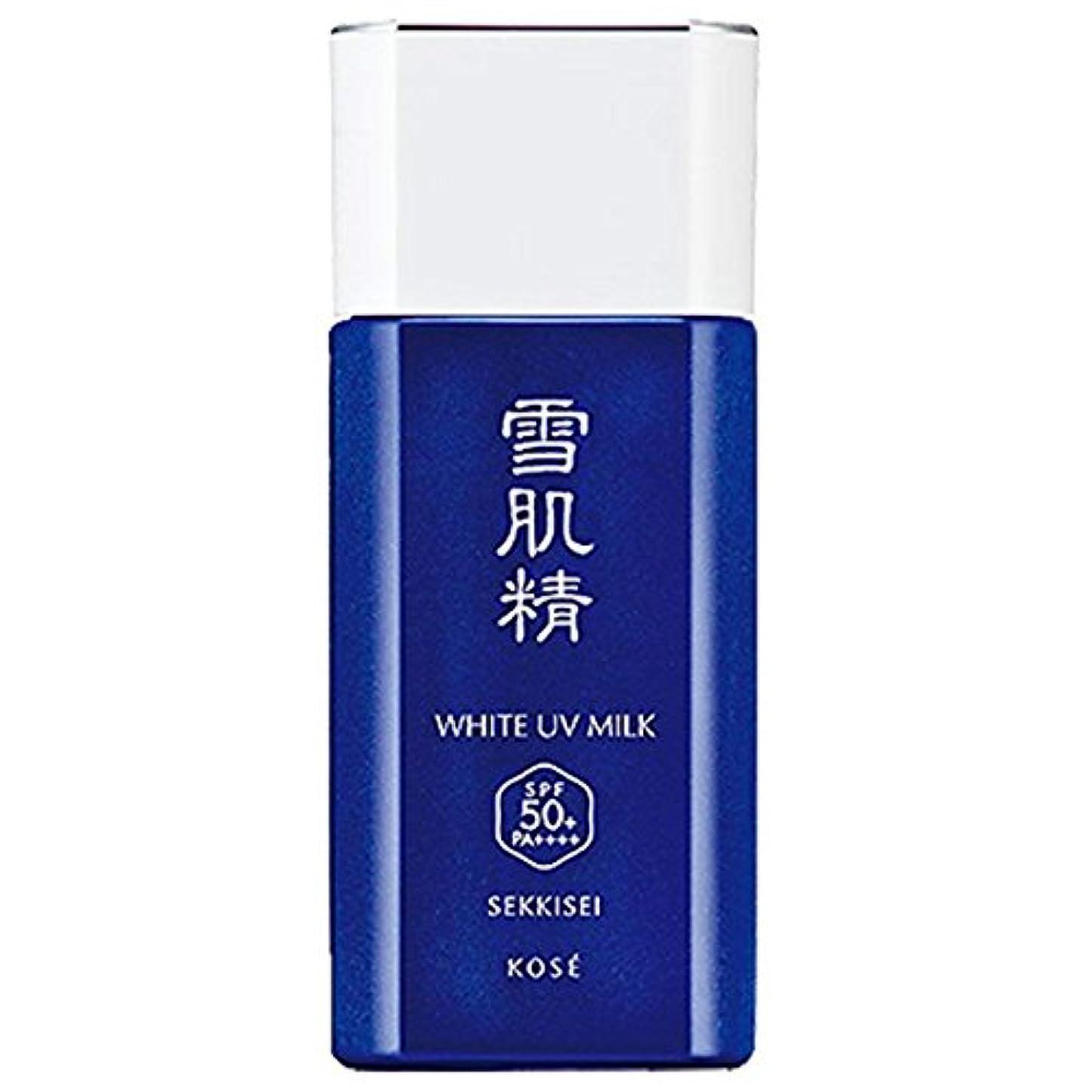 雪の人柄デッキコーセー 雪肌精 ホワイト UV ミルク SPF50+/PA++++ 60g