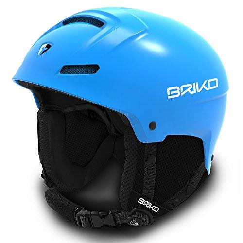 [해외] BRIKO 스키 헬멧 쥬니어 키즈 SH0020-16 L003(라이트 블루)-