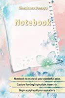 Notebook: Paper Block * Note Pad * Notebook * 100 Pages * Size: 6x9 * Suitable for Journaling, Note-Taking, Doodling and More!