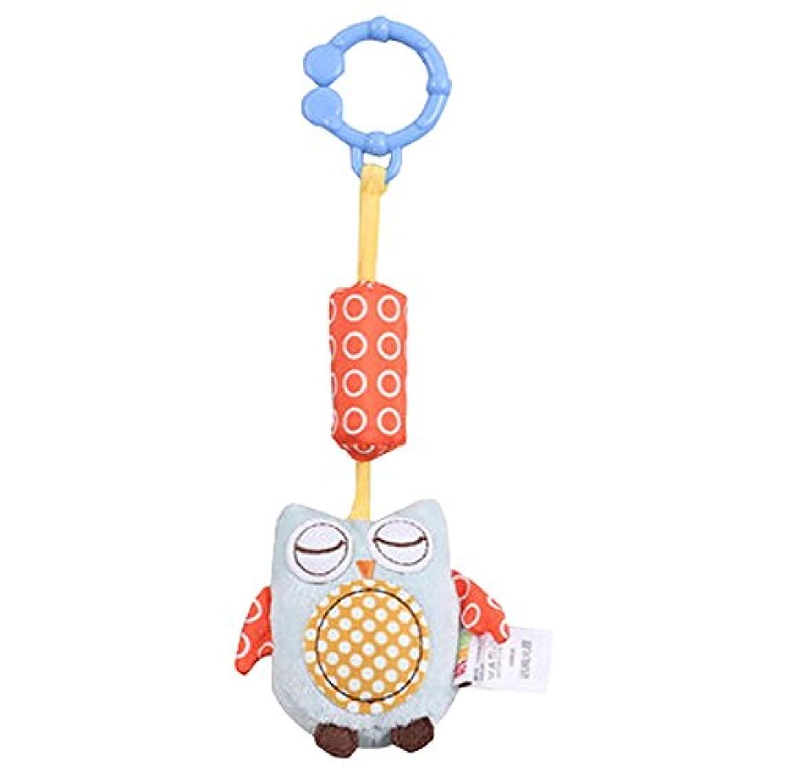 テレビ局はちみつゲインセイペンダントベビーカーぬいぐるみベビーカーの車のためのおもちゃを吊るします