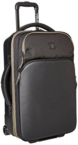 [ボルコム] キャリーバッグ 45L (機内持ち込み サイズ) [ D6541501 / Daytripper Luggage ] ソフト キャリーケース D6541501 BLC ブラック