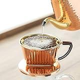 カリタ Kalita コーヒー ドリッパー 銅製 2~4人用 102-CU #05009 画像