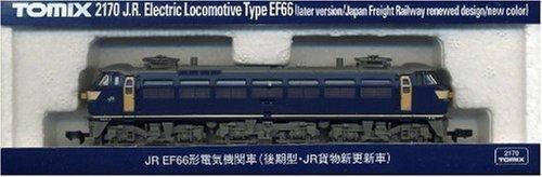 TOMIX Nゲージ 2170 EF66 (後期型・JR貨物新更新車)