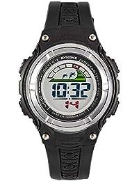 子供腕時計 デジタル腕時計 スポーツウオッチ ストップウオッチ アラーム 防水 衝撃吸収 ブラック