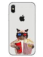 [シルキー]silky 正規品 アイフォンケース スマホケース iPhone XS Max/XR/X/8/7/6/6s Plus/5/5s/SE 専用 保護カバー 耐衝撃 TPU フォト イラスト 犬 猫 カワイイ