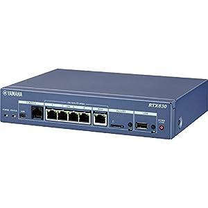 ヤマハ RTX830 ギガアクセスVPNルーター