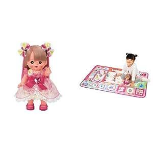 メルちゃん お人形セット メイクアップメルちゃん  スイスイおえかきセット