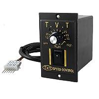 エレクトリックグリーンLEDインジケータACギアモータースピードコントローラー220V 6W