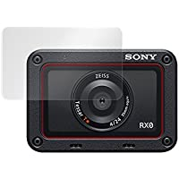 日本製 2枚セット 指紋が目立たない 光沢レンズ保護フィルム Cyber-shot DSC-RX0 用 OverLay Brilliant OBDMCGH3/12