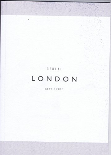 RoomClip商品情報 - Cereal Guide:london [UK] No. 1 2016 (単号)