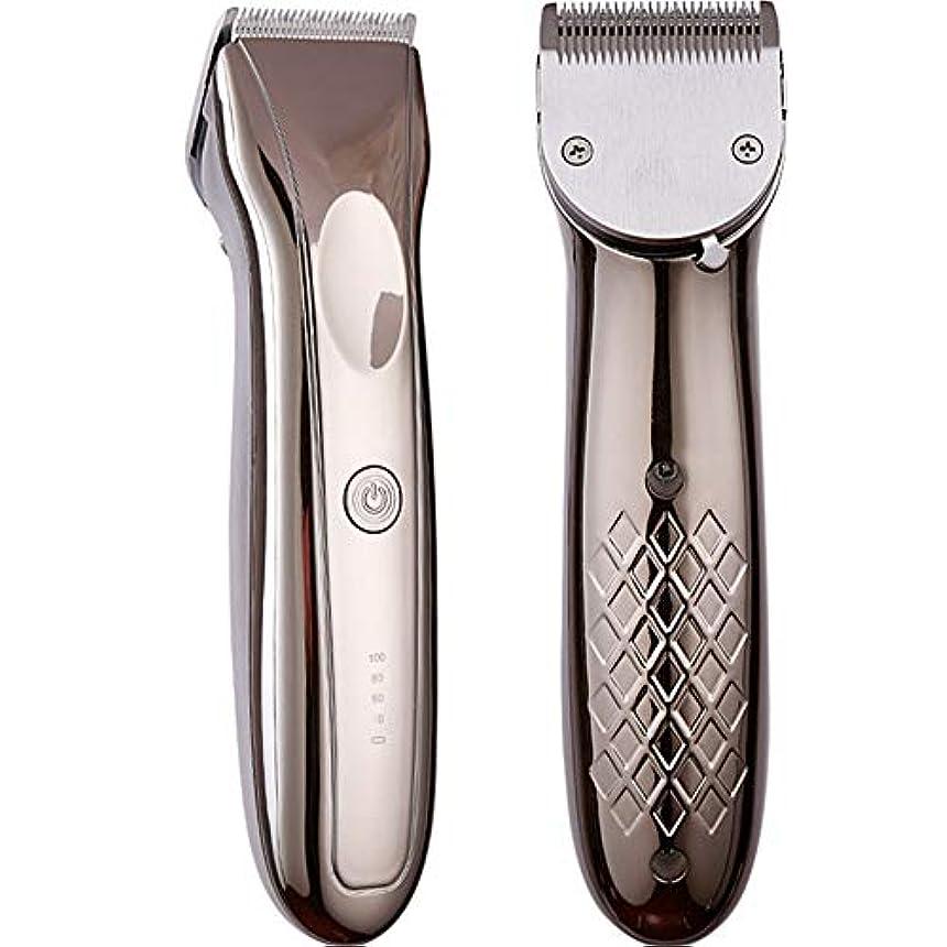 逸脱相対サイズカメラバリカンledトリマー男性0.8-2.8ミリメートルプロフェッショナル電気ステンレス鋼切断機理髪散髪ツール