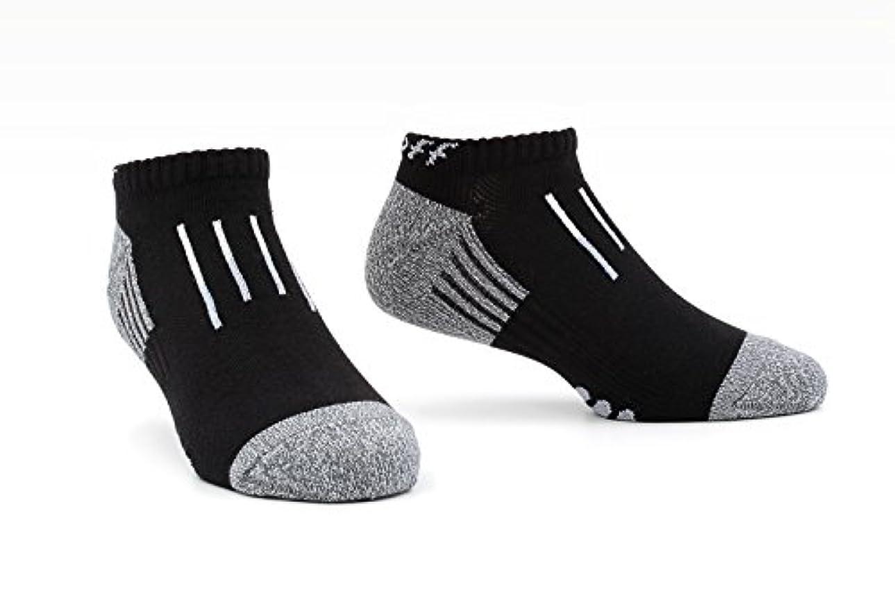 迷路動かないペットTeeoff Men's Low Cut No Show Athletic Performance Socks メンズローカットノーショーアスレチックパフォーマンスソックス