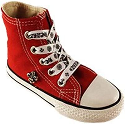 Gentleman/Lady LaBiTi Fashion High-Top Canvas Sneakers Girls Boys Youth, Youth, Youth, Toddlers & Kids Cheap Latest styles Modern mode NW38660 71ad87