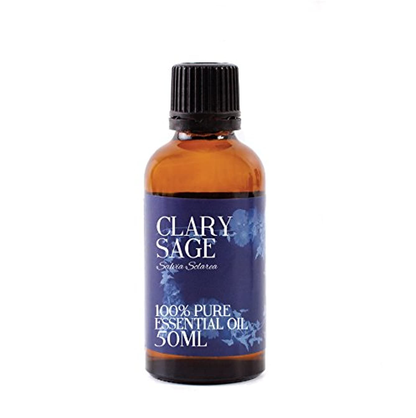 Mystic Moments | Clary Sage Essential Oil - 50ml - 100% Pure