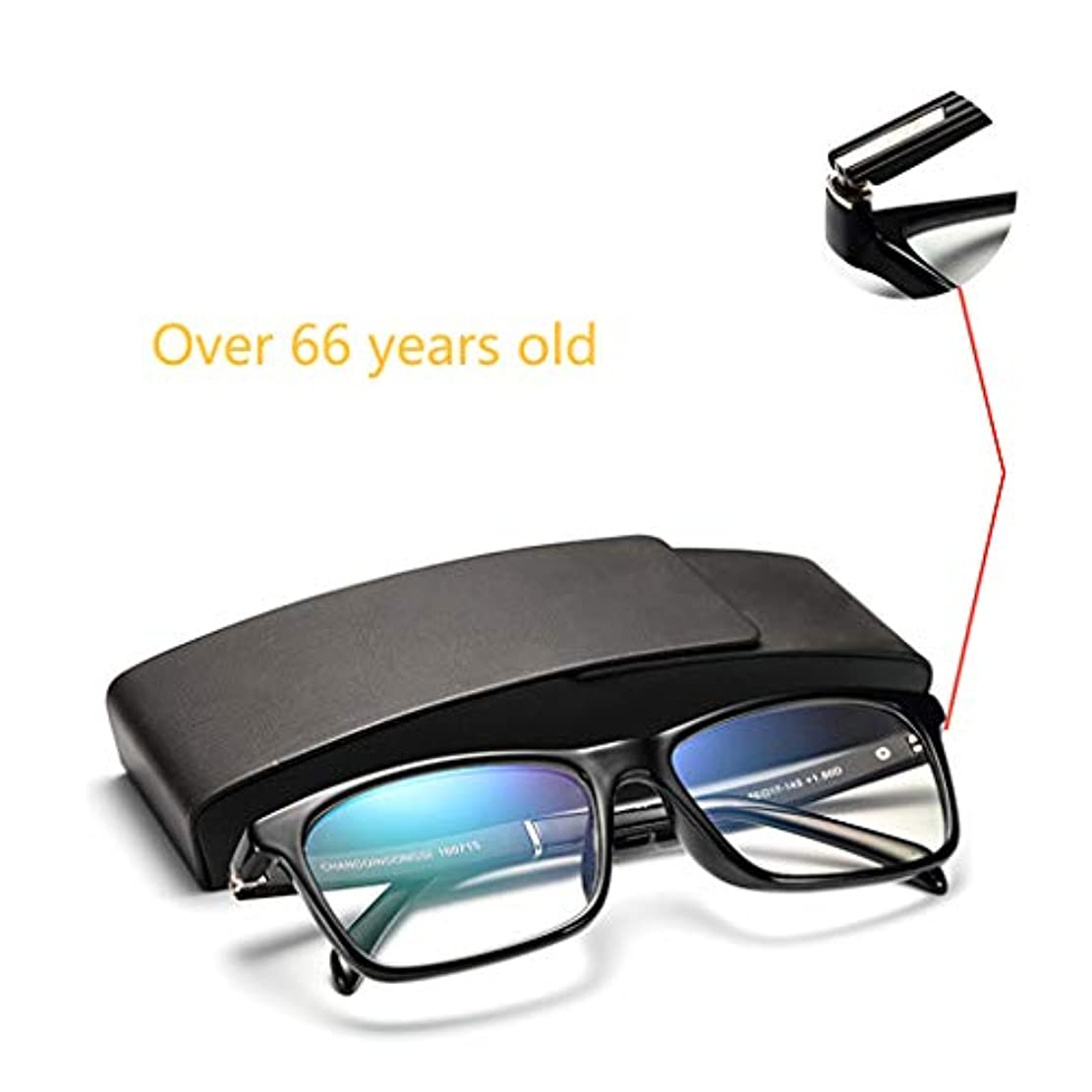 意図ダーリン補体男性と女性用の老眼鏡、TR90素材リーダー。 CR-39レンズ、フレーム断面、統合されたノーズパッド、超伸縮性と柔軟性のあるフレーム、スタイリッシュな新しいHD。