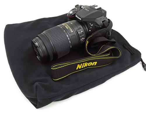 デジタル 一眼レフ カメラケース 加厚 防振 保護ケース インナー ボックス カメラアクセサリ カメラバック ケース 30*30cm (黒)
