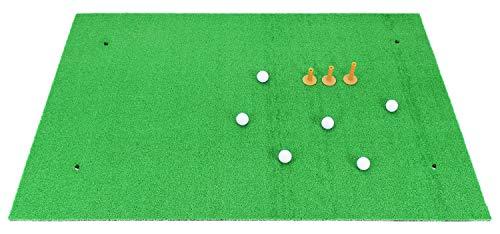 GolfStyle ゴルフ 練習 マット スイング ドライバ...